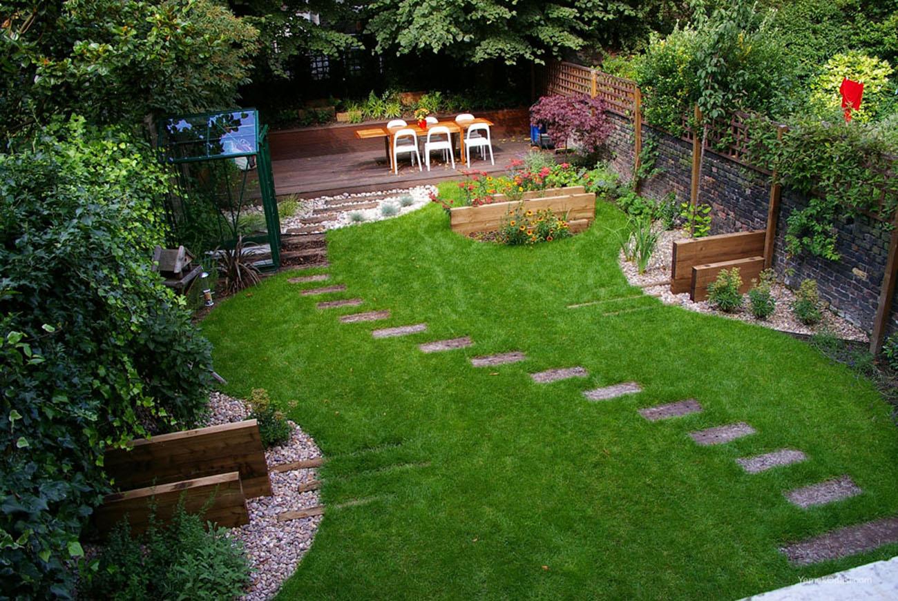 Bahçe TasarımI