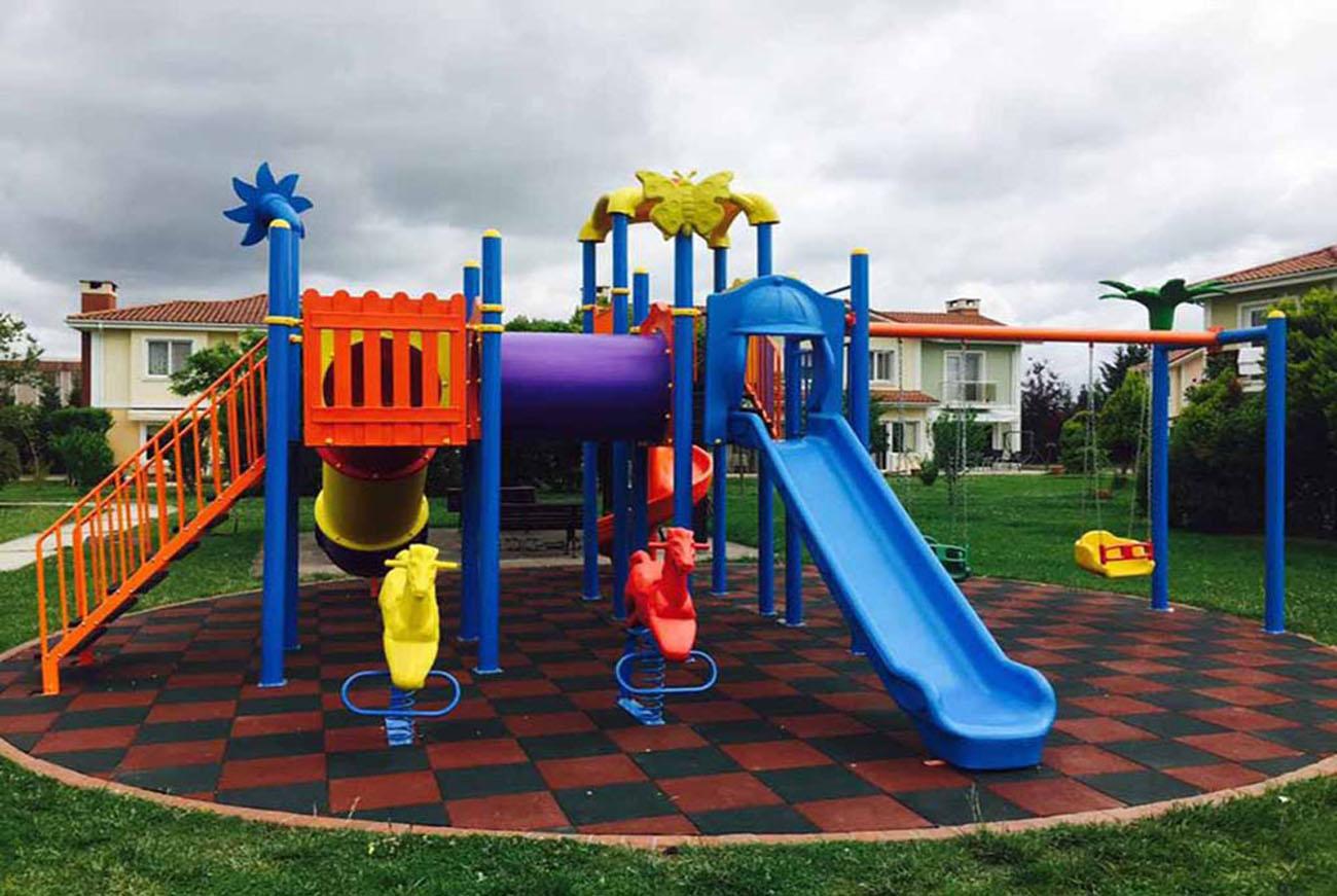 Oyun Parkı Uygulamaları